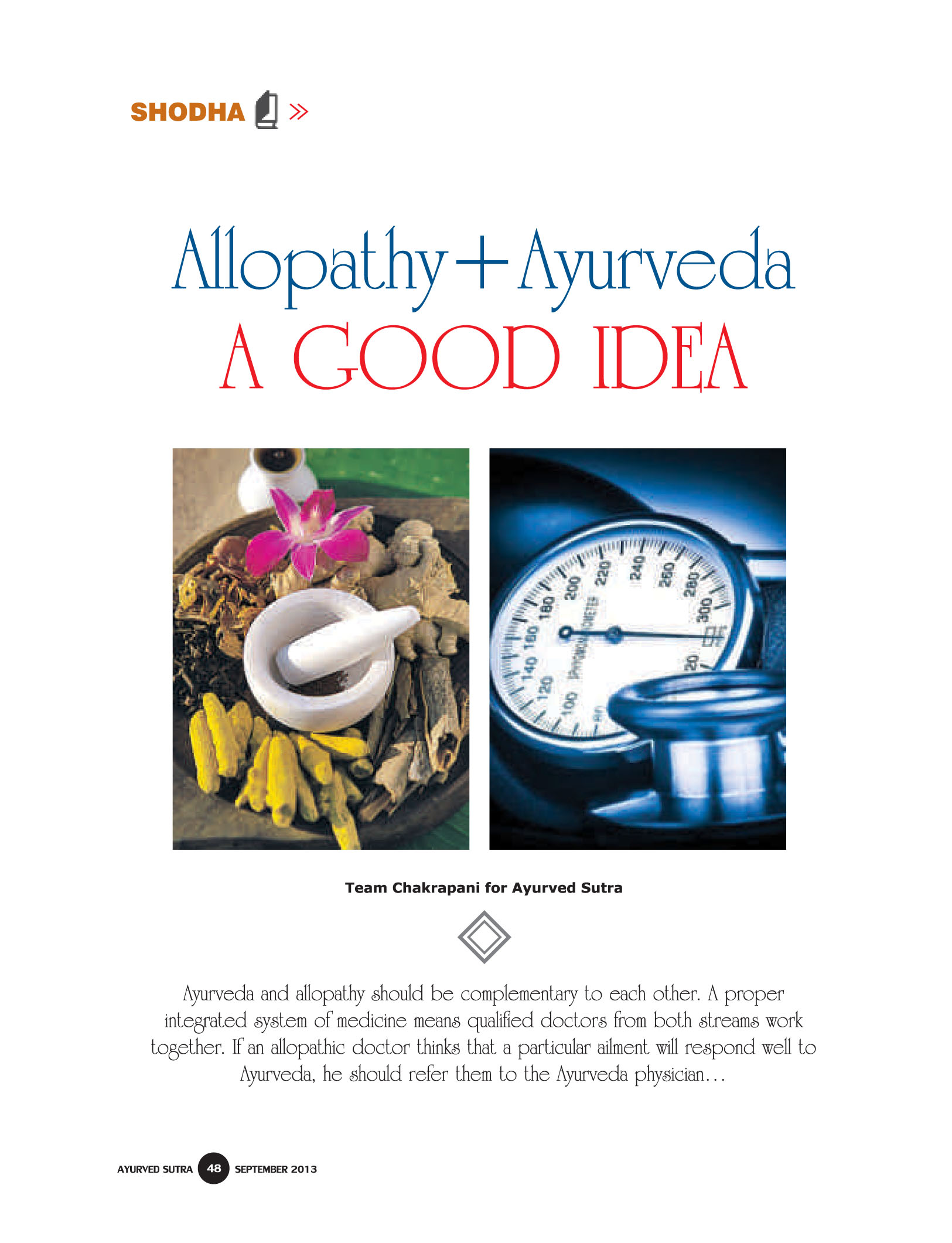 Ayurvedsutra - Issue 550 copy