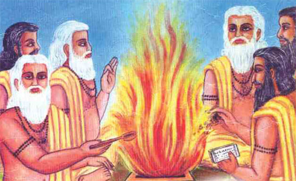 Agnihotra  for Healing