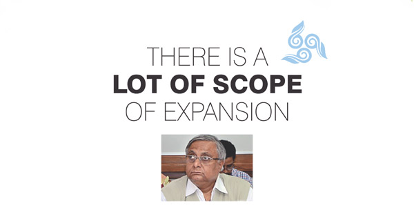 There is a lot of scope of expansion