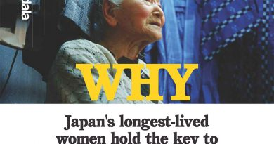 Why Japan's longest-lived women hold the key to better health