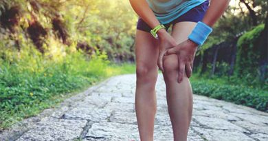 Exercises for Knee Joint