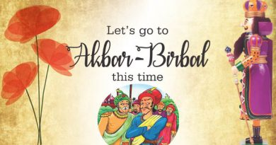 Let's go to Akbar-Birbal this time