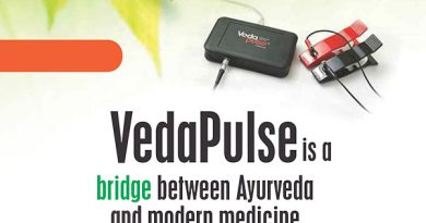 VedaPulse is a bridge between Ayurveda and modern medicine