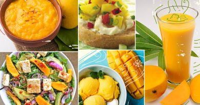 Lip-Smacking Mango appetizers