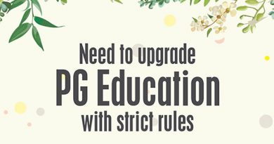 Need to upgrade PG Education with strict rules