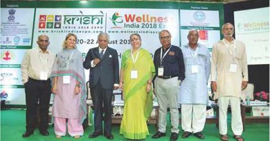 Wellness India 2018 expo : When Agriculture joins hand with Wellness