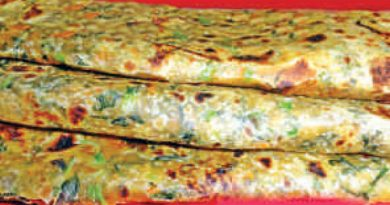 Ayurvedsutra Issue 548 390x205 - Hot & Healthy : Amaranth Carrot Parantha