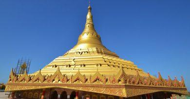 Vipassana Pagoda 390x205 - Vipassana  The Path Of Purity