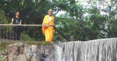 Ayurvedsutra Issue 9 Spring Special122 390x205 - Watering the roots of my Life.