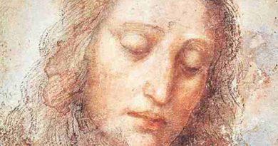 nov WEB74 390x205 - Head of Christ