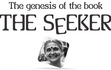 The genesis of the book – THE SEEKER