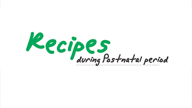 Ayurvedsutra Vol 03 issue 06 24 b - Recipes During Postnatal Period