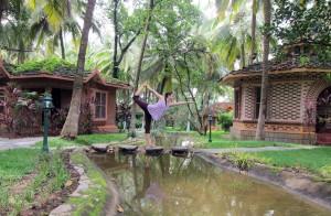 Kairali yoga retreat1