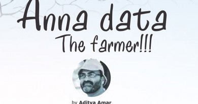 Ayurvedsutra Vol 03 issue 0809 Summer Special 85 a 390x205 - Anna data : The farmer!!!