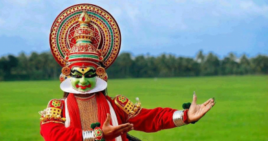kathakali 390x205 - Kerala Tourism bags six National Tourism Awards