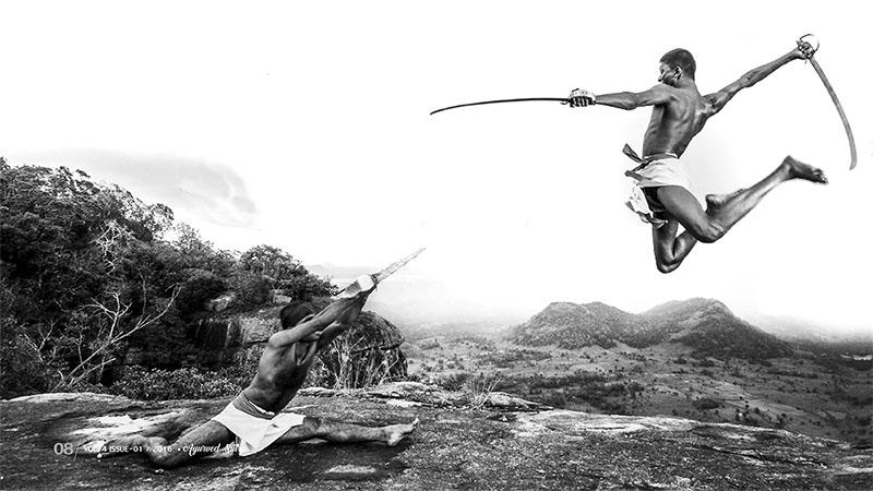 Ayurvedsutra Vol 04 issue 01 10 a - Kalaripayattu – The oldest martial art