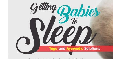 Ayurvedsutra Vol 04 issue 04 38 390x205 - Getting Babies to Sleep