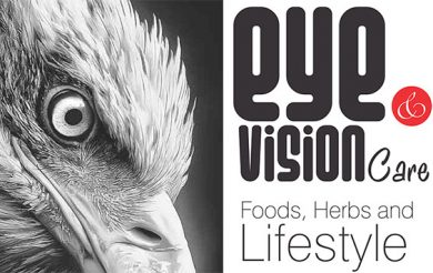 Eye & Vision Care: Foods, Herbs and Lifestyle