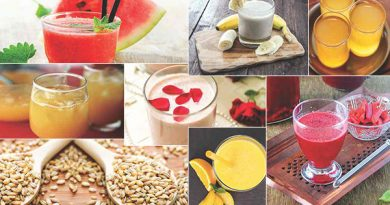 Ayurvedsutra Vol 04 issue 06 15 a 390x205 - Recipes for Summer