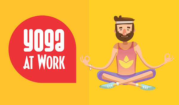 Ayurvedsutra Vol 04 issue 08 23AS - Yoga At Work