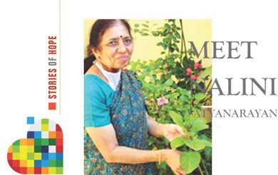 Meet Nalini Satyanarayan