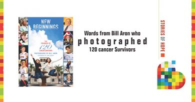 Ayurvedsutra Vol 04 issue 09 107a 390x205 - Words from Bill Aron who photographed 120 cancer Survivors