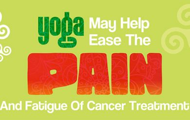 Yoga may help ease the pain and fatigue of cancer treatment