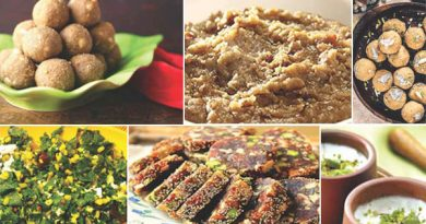 Ayurvedsutra Vol 04 issue 10 38 a 390x205 - Recipes to Keep you Well