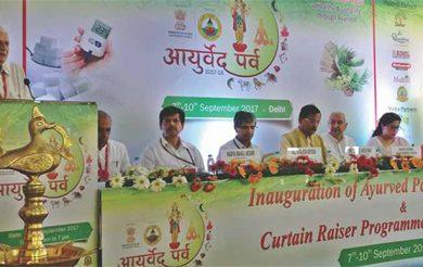Ayurved Parv: Celebrating Ayuveda in the Capital