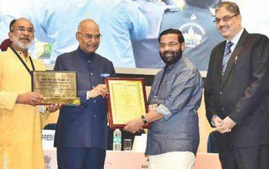 Kerala Tourism awarded Six National Tourism Awards
