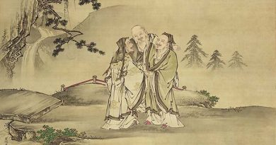 Ayurvedsutra Vol 04 issue 12 74 a 390x205 - Three Laughers