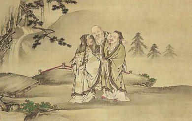 Three Laughers