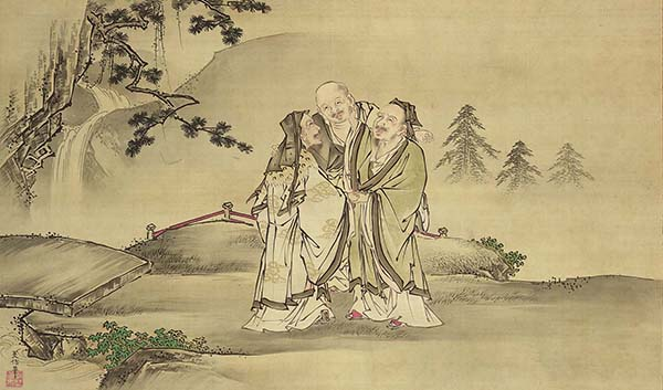 Ayurvedsutra Vol 04 issue 12 74 a - Three Laughers
