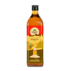 organic sesame oil 1 300x300 - Organic India introduces 5 new products