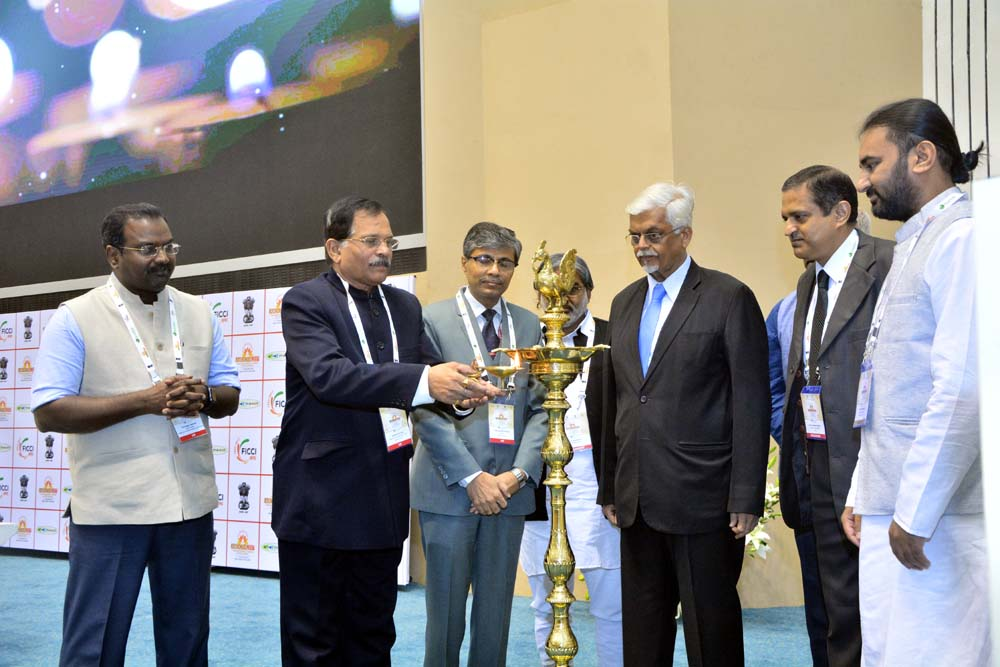 DSC 8040 - International Arogya 2017, concludes with the call to promote the brand of AYUSH world over by focusing on its basic strengths