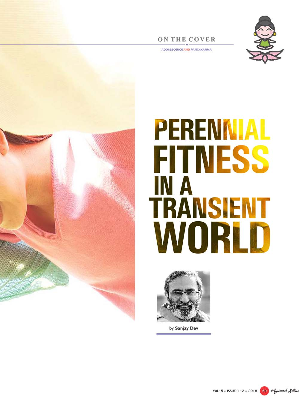 Ayurvedsutra Vol 05 issue 01 02 71 - Perennial fitness in a transient world
