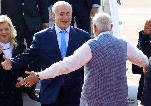 netnyahoo e1516082615593 300x210 - India and Israel bonds over 'Yoga'