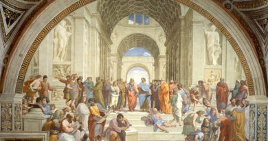 Ayurvedsutra Vol 05 issue 03 74 a 390x205 - The  School of Athens