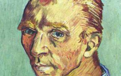 Self-Portrait without beard