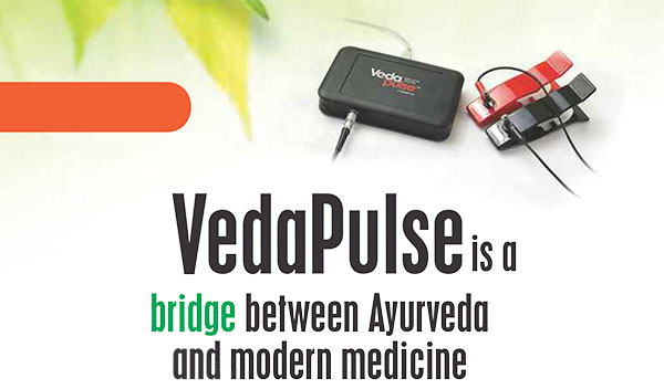Ayurvedsutra Vol 05 issue 05 06 100 a - VedaPulse is a bridge between Ayurveda and modern medicine