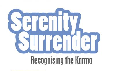 Serenity Surrender:  Recognising the Karma