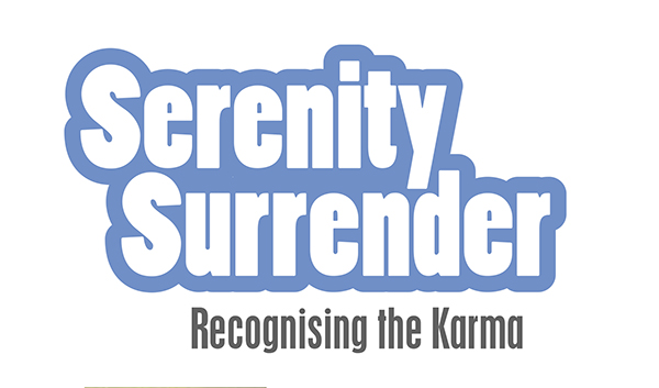 Ayurvedsutra Vol 05 issue 05 06 52 a - Serenity Surrender:  Recognising the Karma