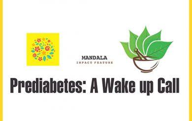 Prediabetes: A Wake up Call