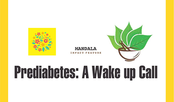 Ayurvedsutra Vol 05 issue 08 51a - Prediabetes: A Wake up Call