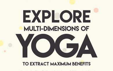 Explore Multi-dimensions of Yoga