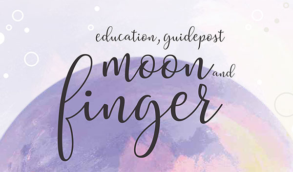 Ayurvedsutra Vol 05 issue 08 7a - Education, Guidepost , Moon and Finger