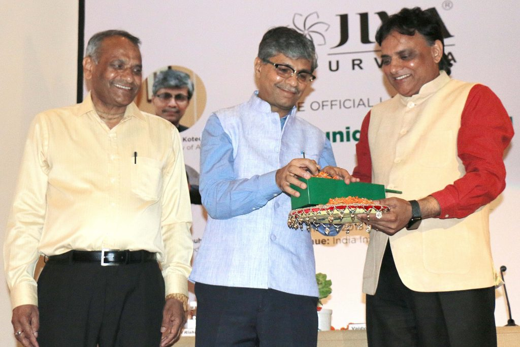 Photo 2 1024x683 - Jiva Ayurveda launches first-ever diagnostic protocols for Ayurveda