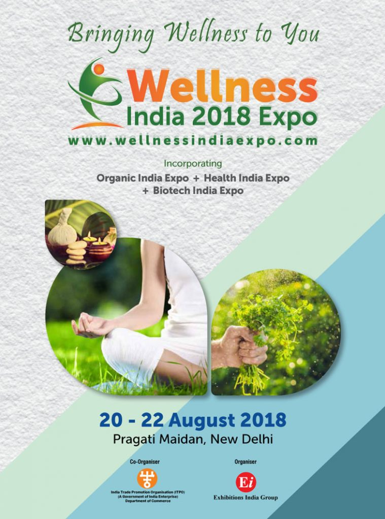 Wellness India 2018 Expo Brochure 759x1024 - Krishi India & Wellness India Expo 2018 to bring agri and wellness experts under one roof