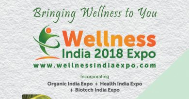Wellness India 2018 Expo Brochure copy 390x205 - Krishi India & Wellness India Expo 2018 to bring agri and wellness experts under one roof