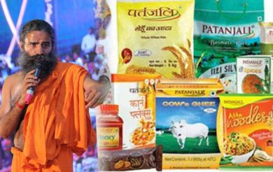 Competitors' turn,  Patanjali sees slowdown in growth